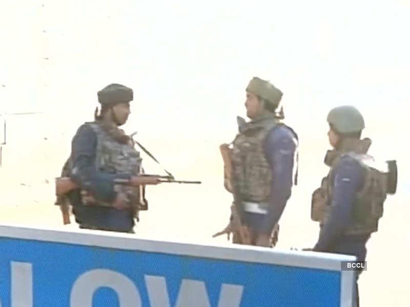 Pathankot: 4 terrorists killed in gunbattle