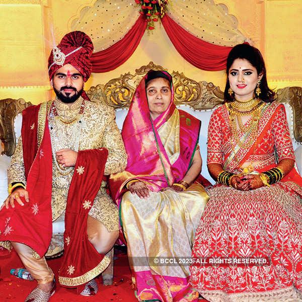 Pallavi & Vishal's wedding