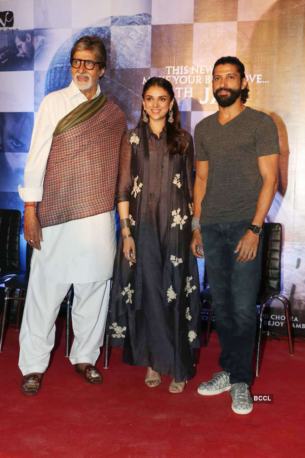 Wazir: Press meet