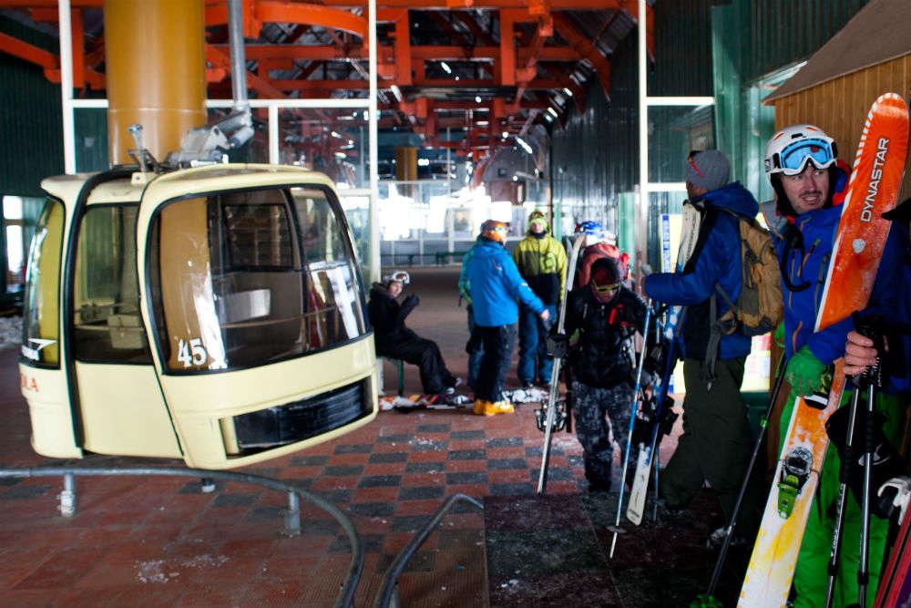 Take a Gondola Ride