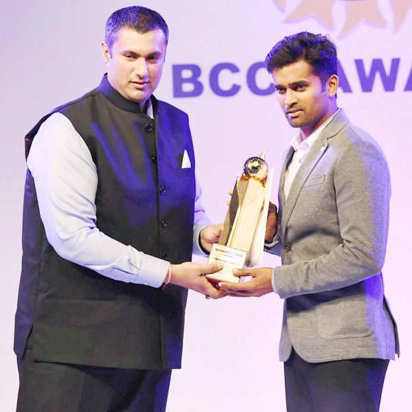 BCCI Annual Awards