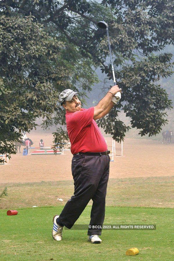Seniors Golf Tournament
