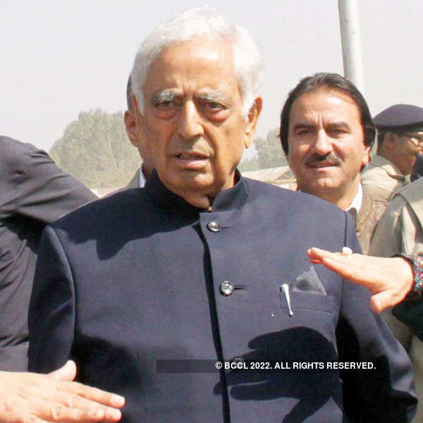 Mufti Mohammad passes away