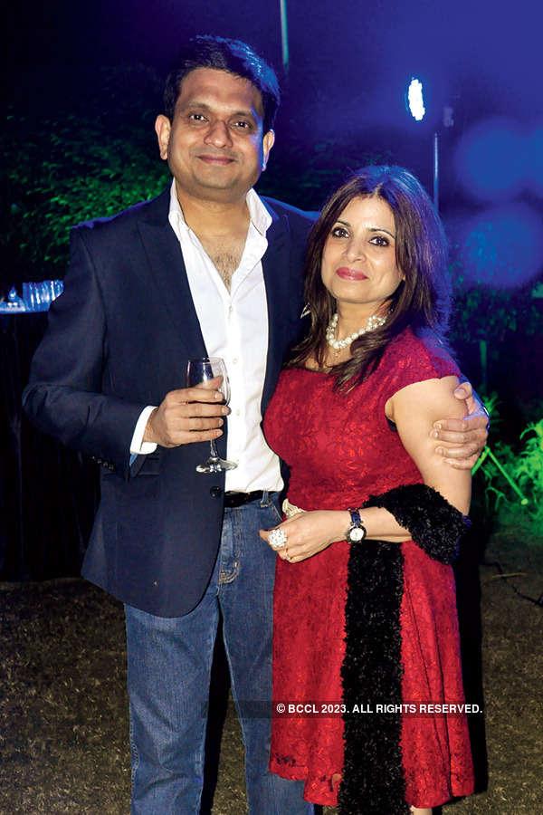 Seth Anandram Jaipuria School: Re-union
