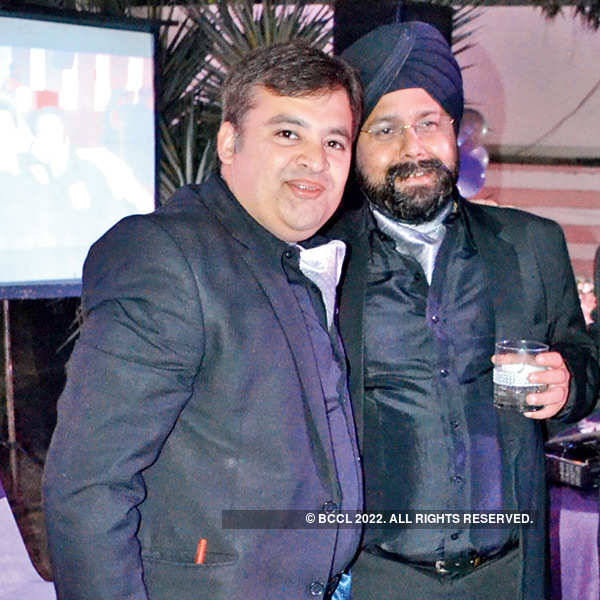 Kanpur Round Table 111: Anniv. Party