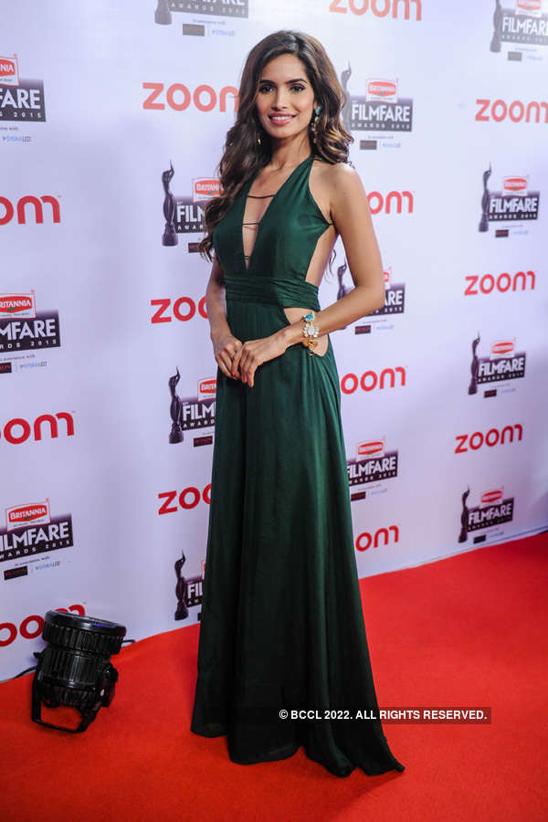 61st Britannia Filmfare pre-awards party: Red carpet