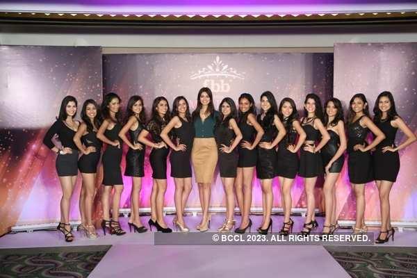 fbb Femina Miss India 2016 Kolkata finalists