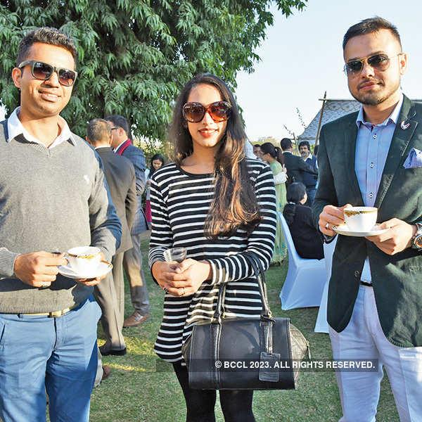 Socialites @ Polo match