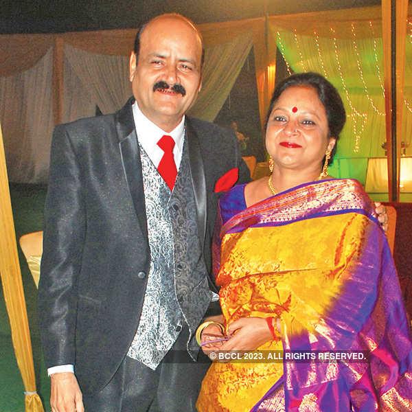 Arvind Narain Mishra's 60th b'day party