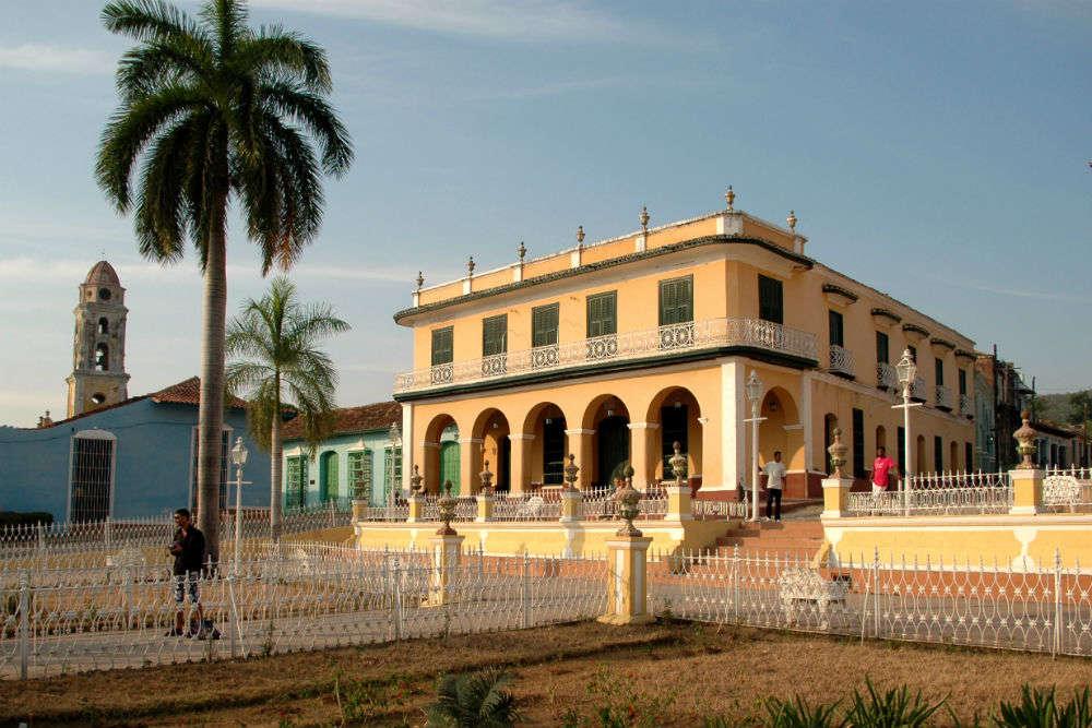 Museo Romantico.Museo Romantico Trinidad Times Of India Travel