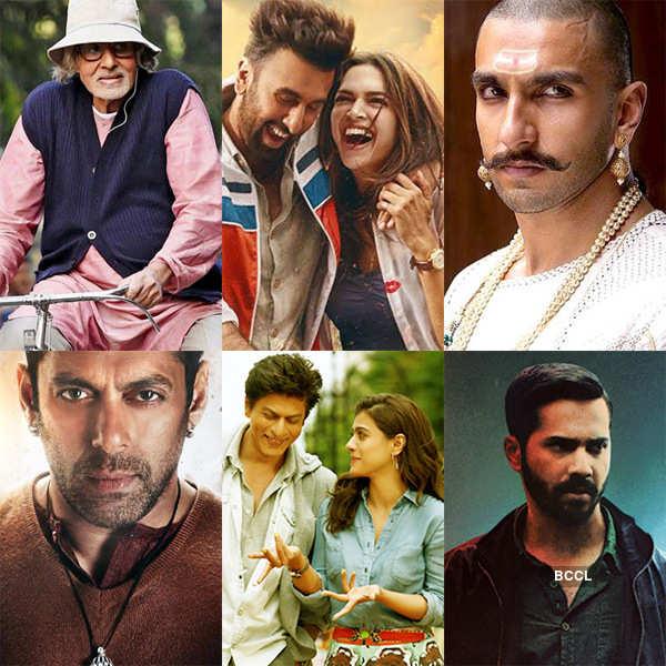 61st Britannia Filmfare Awards: Nominations