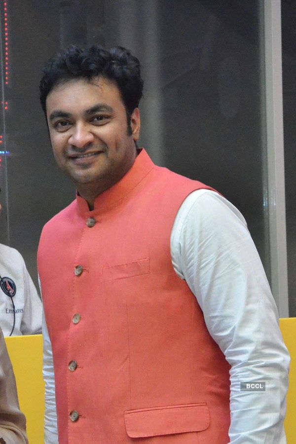 Manoviraj Khosla's store launch
