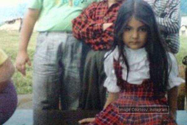 PIC Anushka Sharma Shares Childhood Memory