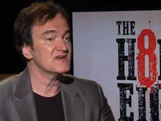 The Hateful Eight: Interview with Tarantino, Russell, Leigh, Jackson, Roth, Madsen, Dern, Goggins