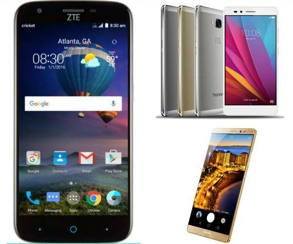 9 best smartphones unveiled at CES 2016