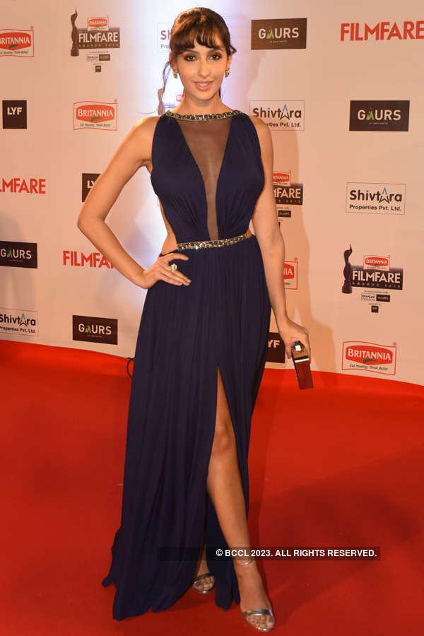 61st Britannia Filmfare Awards: Divas in Gowns