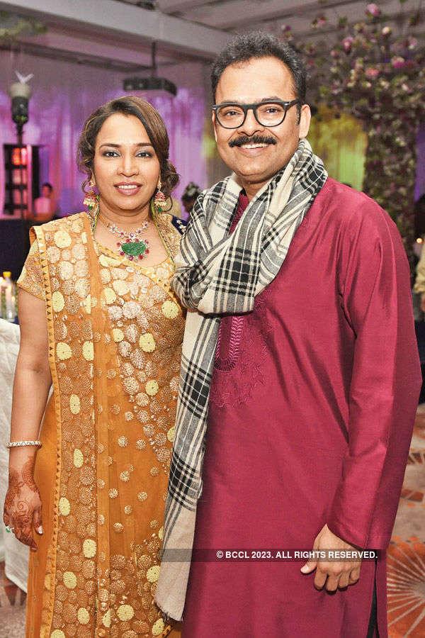 Devanshi's pre-wedding party