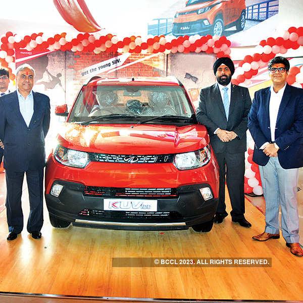 Mahindra KUV100: Launch