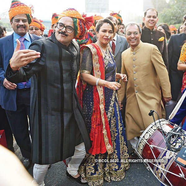 Ashiis & Devanshi's wedding ceremony