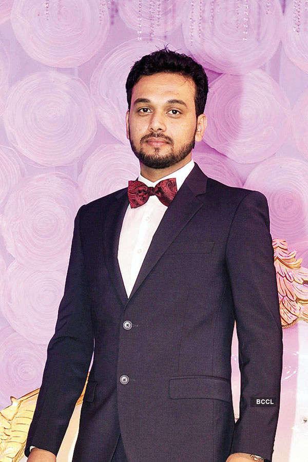 Saif  & Zubera's wedding reception