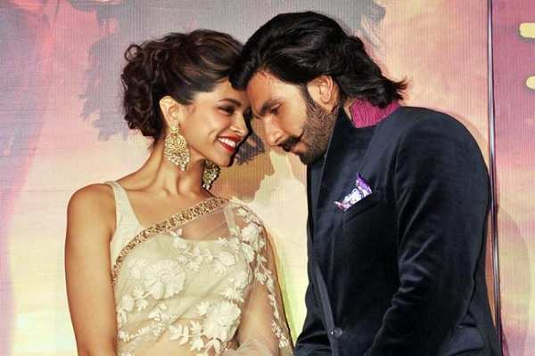 Image result for deepika padukone and ranveer singh photo