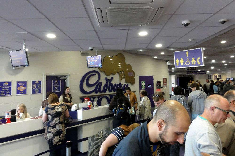 Gain insight at the Cadbury World