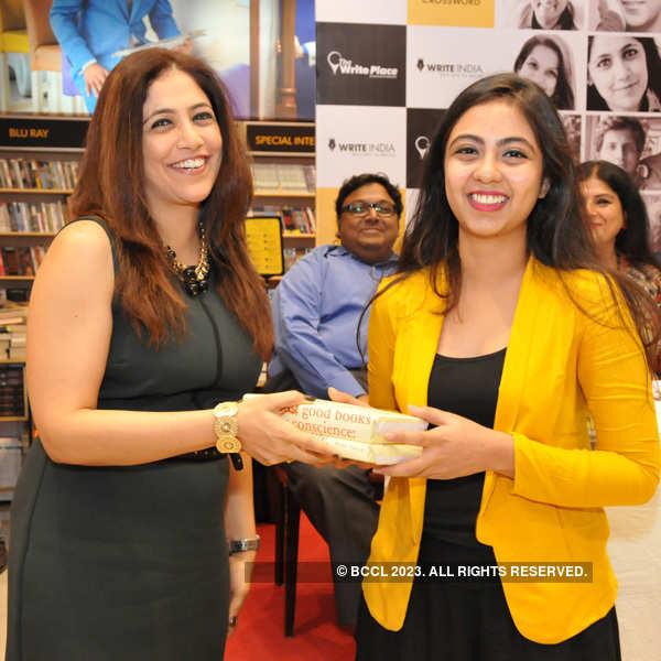 Write India Meet & Greet @ Crossword Bookstore