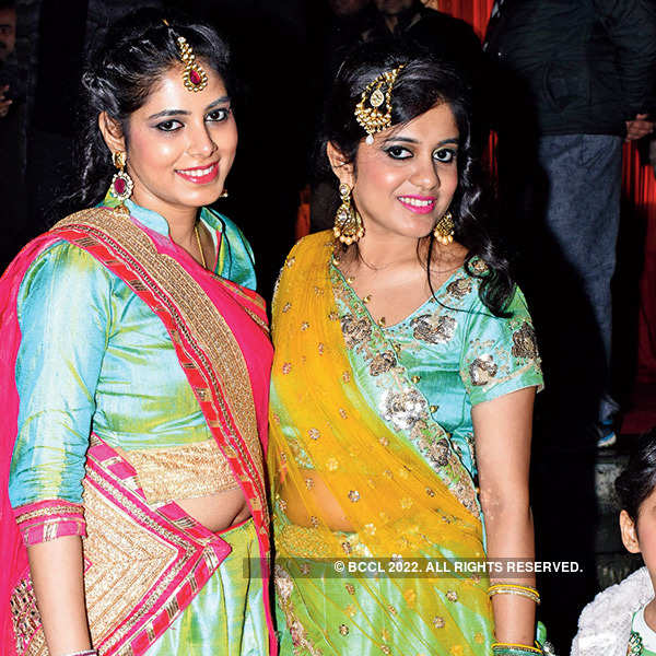 Sneh & Abhimanyu's wedding ceremony