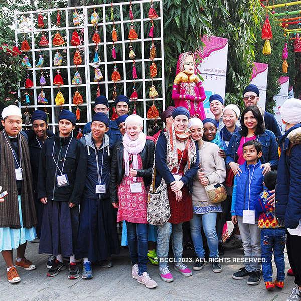 Jaipur Literature Festival '16