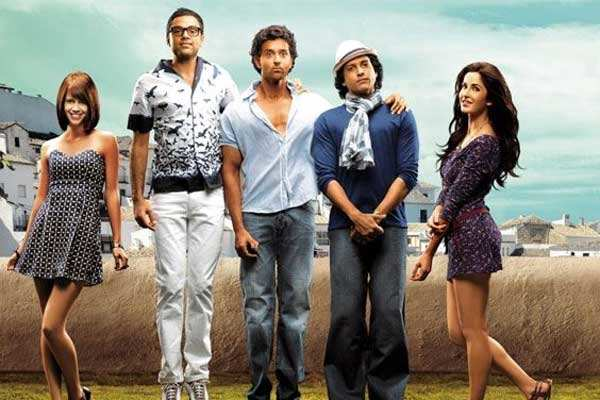Image result for images of zindagi na milegi dobara