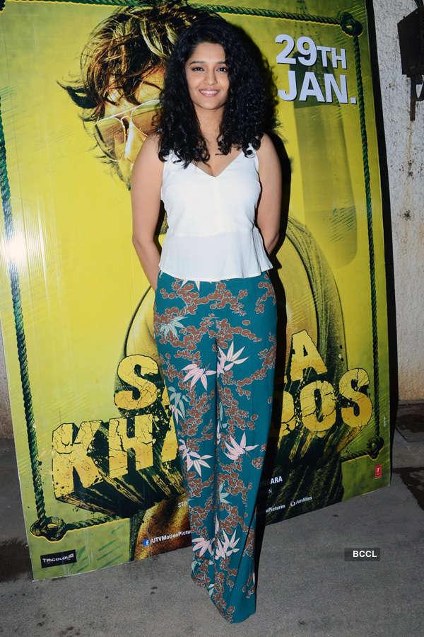 Saala Khadoos: Screening