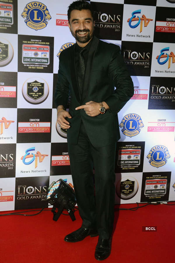 Lions Gold Awards 2015