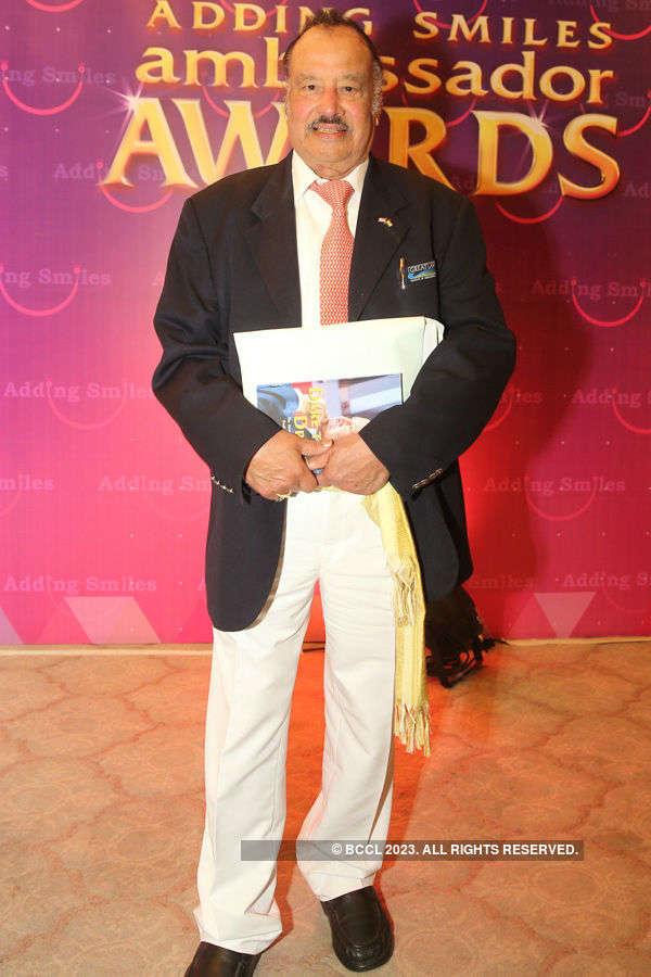 Adding Smiles Ambassador Awards