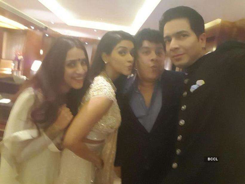 Asin, Rahul's reception