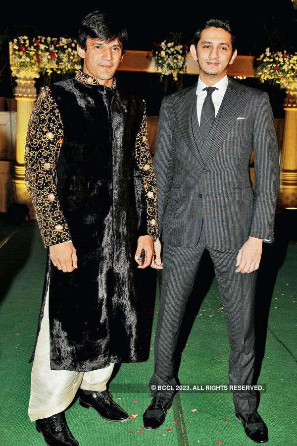 Farida & Shahrukh's wedding ceremony