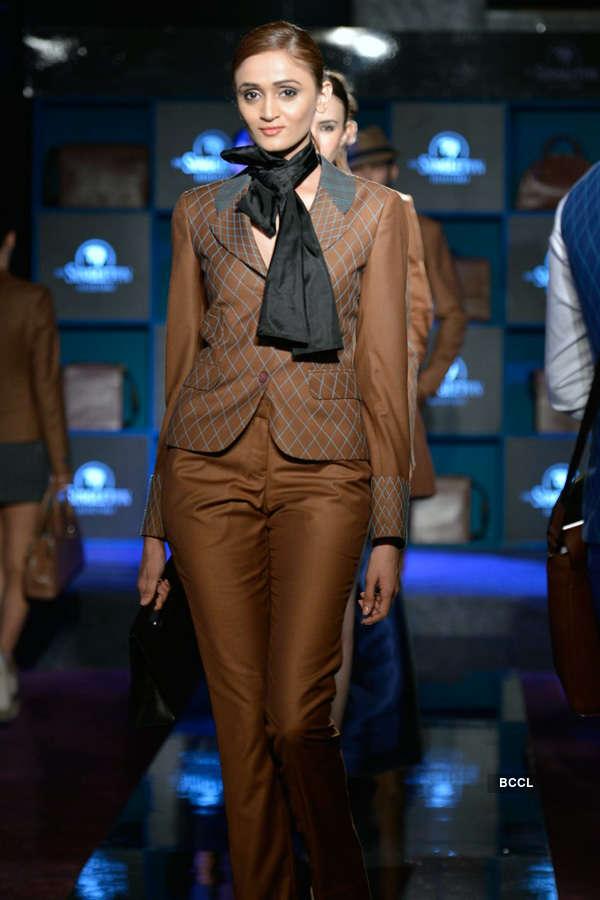 Arjun Khanna's fashion show