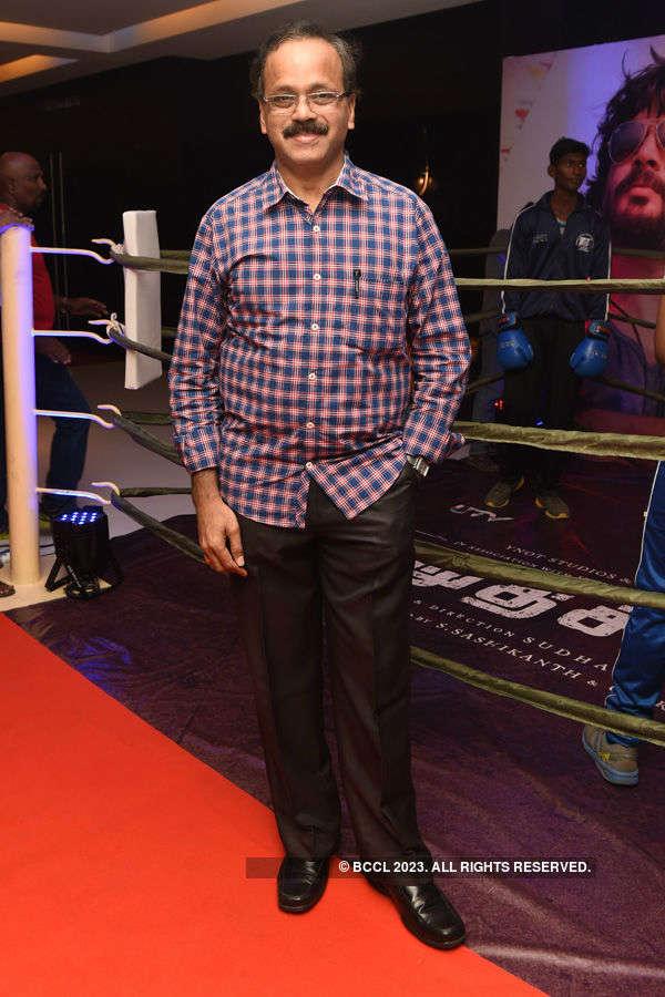 Irudhi Suttru: Premiere