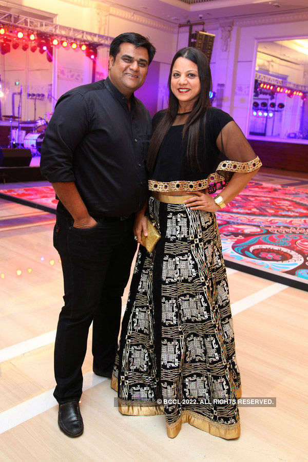 Gurpreet and Pooja's wedding reception