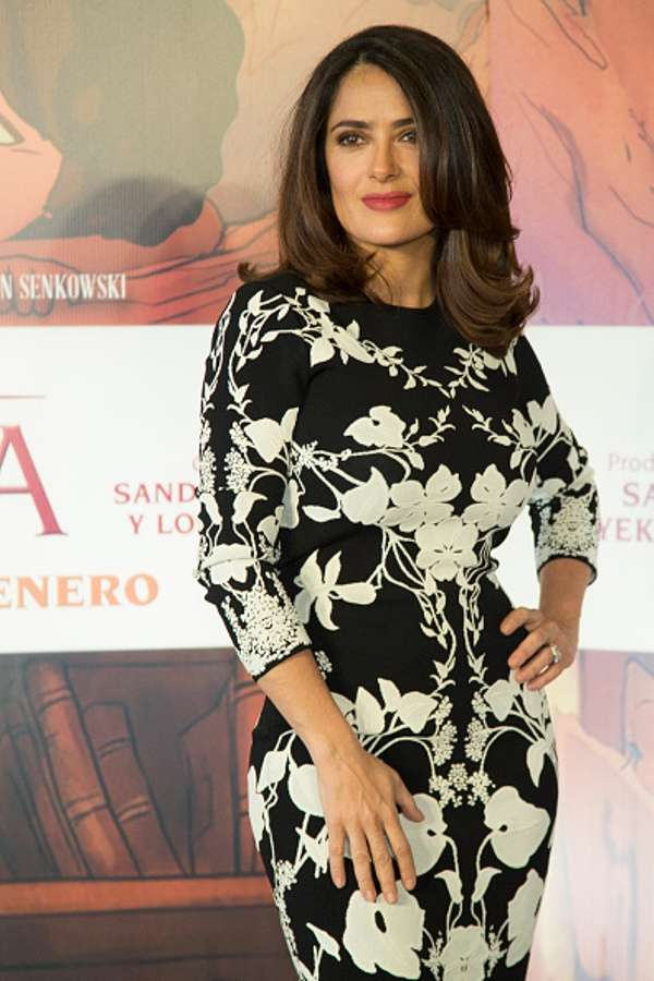 Salma Hayek: Salma Hayek: Family is my biggest blessing