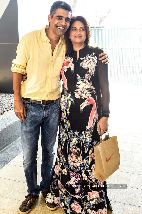 Celebs @ Shane & Falguni's Sunday Brunch