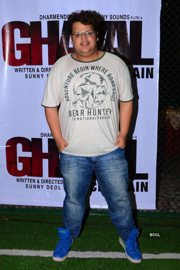 Ghayal Once Again: Promotions