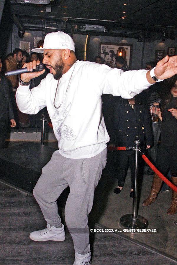 Juggy D @ Musical night