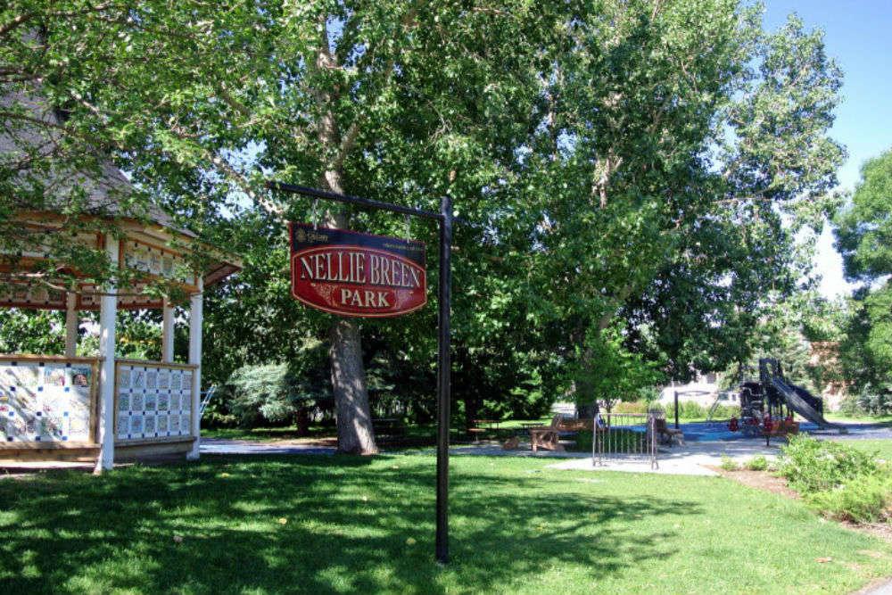 Nellie Breen Playground