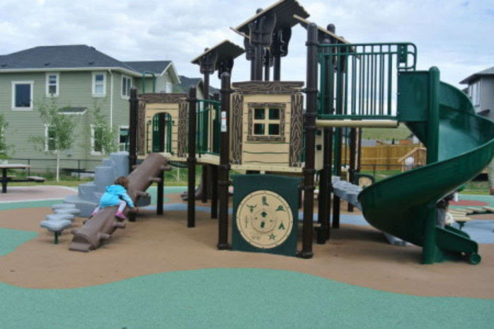 New Brighton Tree House Playground