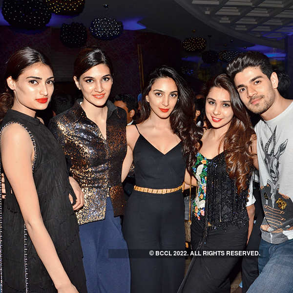 Celebs @ Party
