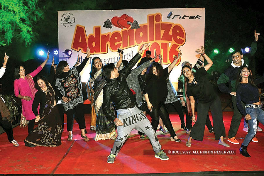 Adrenalize 2016