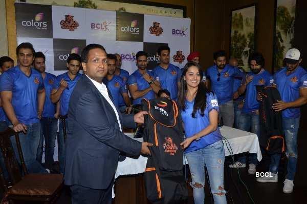 Box Cricket League Press Meet