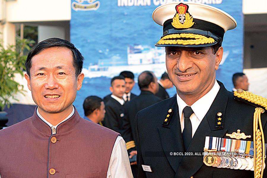 39th Indian Coast Guard Day