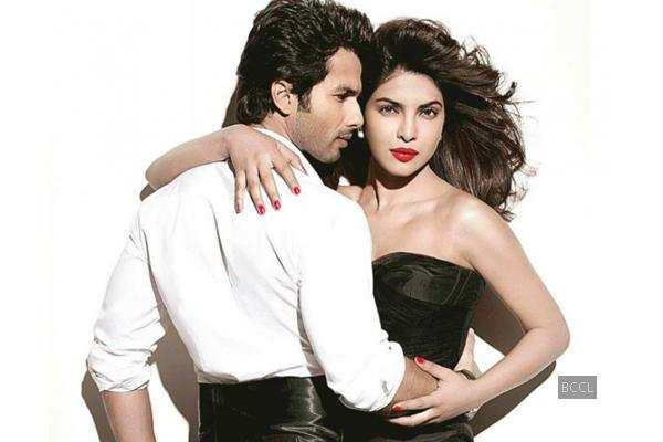 Is shahid kapoor and priyanka chopra still dating