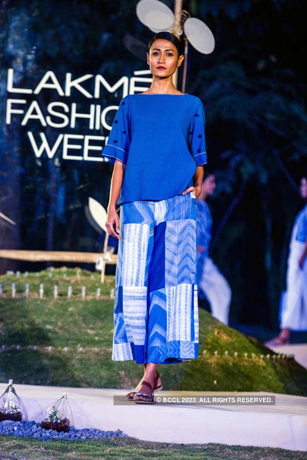 Green Wardrobe initiative fashion show